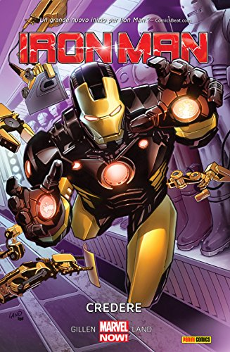 Iron Man 1 (Marvel Collection): Credere (Iron Man (Marvel Collection))