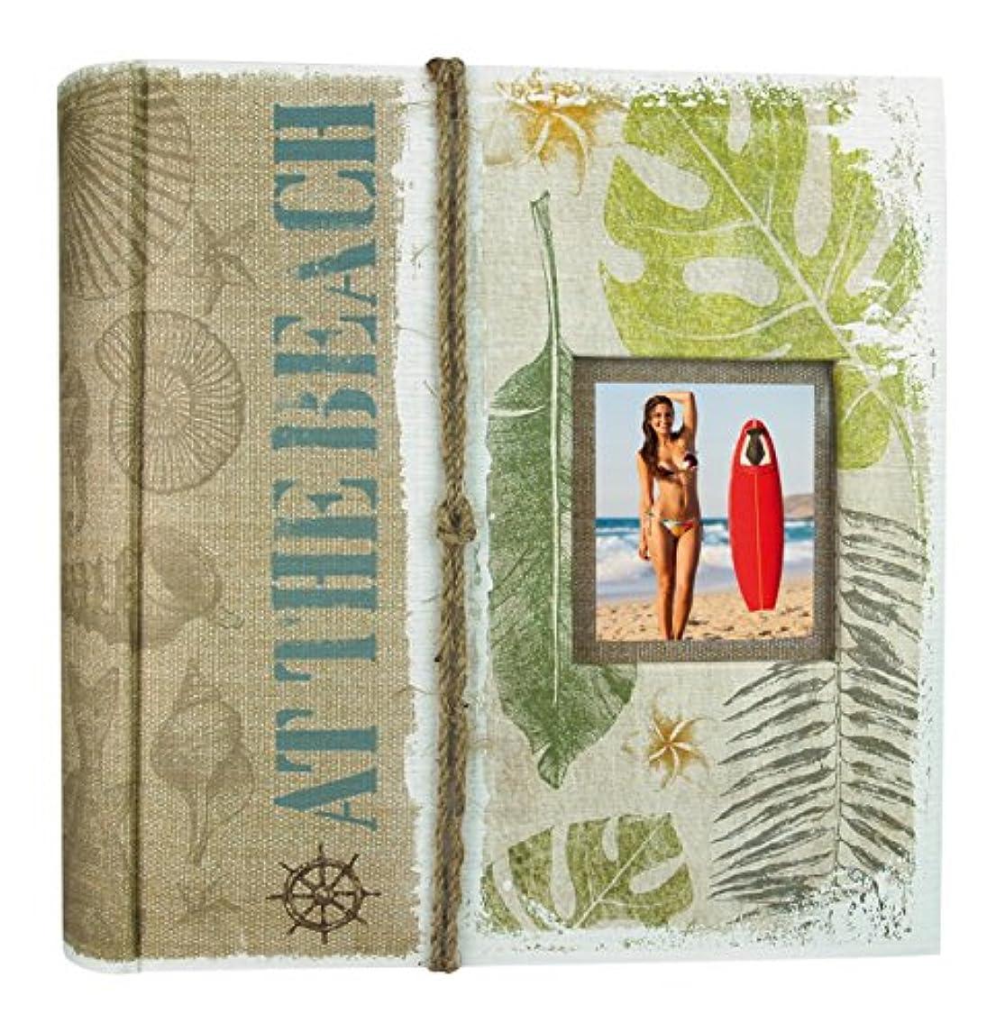 Zep Album Slip-in 200 Photos Maui 13x19cm, Paper, Multi-Colour, 28 x 24.5 x 5 cm