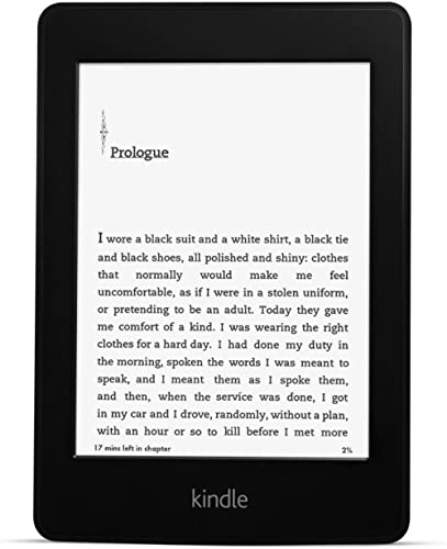 """Kindle Paperwhite, 6"""" High Resolution Display with Next-Gen Built-in Light, Wi-Fi - Includes Special Offers (Previous..."""