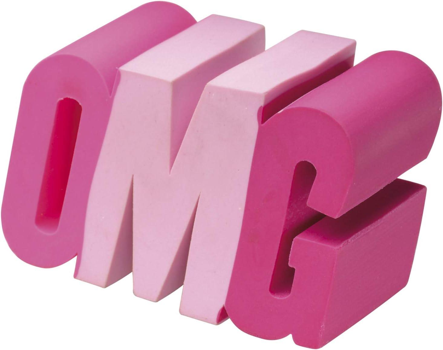 Westcott OMG E-66067 3D Eraser Pink x Very Inexpensive popular 2.5 5 3 cm