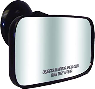 CIPA 11050 Suction Cup Marine Mirror
