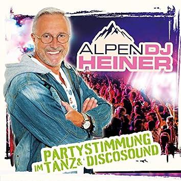 Partystimmung im Tanz & Discosound