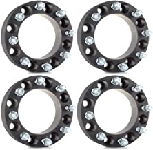ECCPP Replacement for 8X170 Wheel Spacers 8 Lug 4X 2 8x170mm to 8X170mm Billet 50mm Adapters for 2000-2005 Ford F-350 Super Duty F-250 Super Duty Ford Excursion Truck with 14x2 Studs