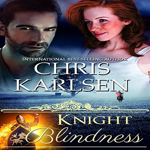 Knight Blindness audiobook cover art
