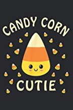 Candy Corn Cutie Cute Halloween Girls: Plan Your Day In Seconds: Notebook Planner, Daily Planner Journal, To Do List Noteb...