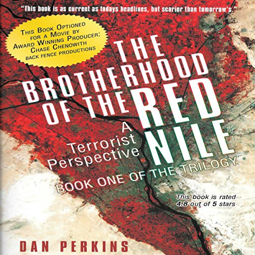 The Brotherhood of the Red Nile audiobook cover art