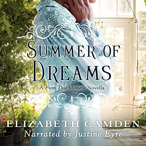 Summer of Dreams audiobook cover art