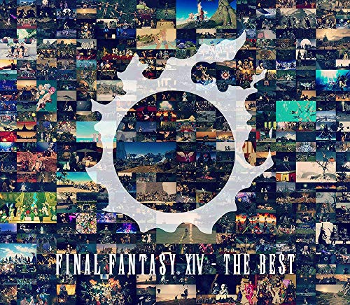 [Album]FINAL FANTASY XⅣ – the BEST – 祖堅正慶[FLAC + MP3]