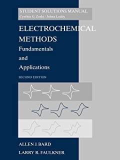 Electrochemical 2e Student Sol. Manual