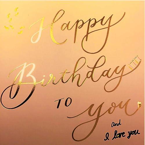 Happy Birthday To You And I Love You By Matsuoka Apollo On Amazon Music Amazon Com