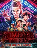 Stranger Things Coloring Book: Coloring Book For Kids and Adults - Vol 1