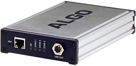 $379 » Algo 8373 Zone SIP to Analog IP Paging Adapter