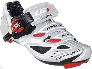 Louis Garneau Revo XR2 Road Bike Shoes (45, Silver)
