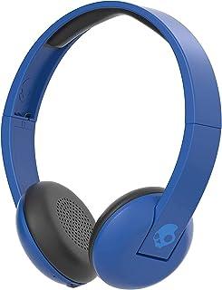 Skullcandy Uproar Diadema Biauricular Inalámbrico Azul auricular para móvil - Auriculares (Inalámbrico, Diadema, Biauricul...