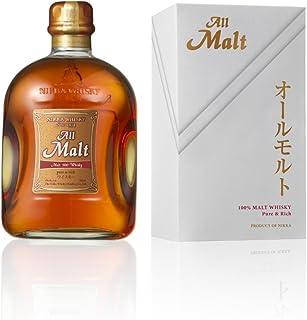 Nikka All Malt Single Malt Whisky mit Geschenkverpackung 1 x 0.7 l