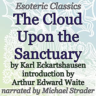 Cloud upon the Sanctuary audiobook cover art