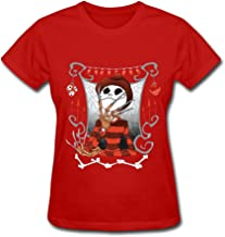 Anskan Men's The Nightmare King T-Shirt DeepHeather