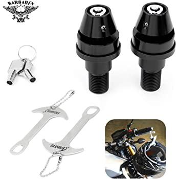 BarBaren Anti-Theft Helmet lock Motorcycle For BMW F650GS F700GS F800GS
