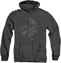 Trevco Masters of The Universe Orko Clout Unisex Adult Pull-Over Heather Hoodie