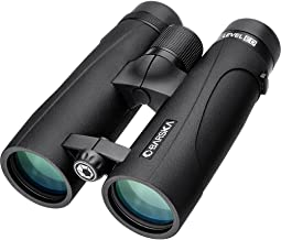 BARSKA AB12804 Optics Level Ed Waterproof Binocular, Black, 10 x 42mm