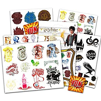 Best harry potter temporary tattoo Reviews