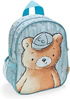 Bunnies By The Bay Cubby The Bear Backpack, One Size, Multicoloured