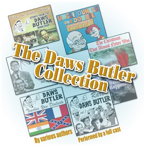 The Daws Butler Collection copertina