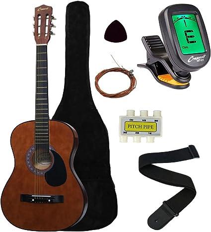 """Crescent MG38-CF 38"""" Acoustic Guitar"""