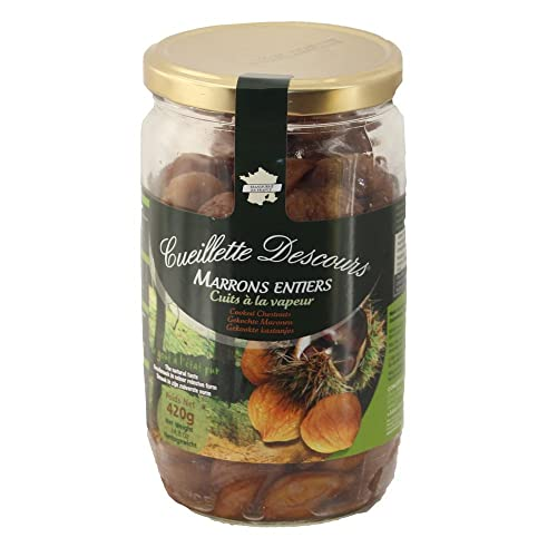 f7be3f7765f5 Roasted Chestnuts from France - 14.8 Ounce. - 2 jars (Pack of 2)