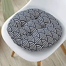 YLLN Garden Chair Cushion Seat Cushion Back Cushion Recliner Cushion Low-Back Cushion Chair Pads for Office Chair and at H...