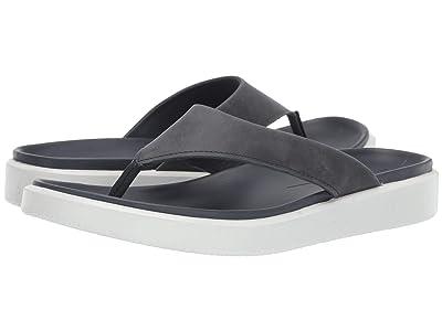 ECCO Flowt Lux Thong Sandal (Marine) Men