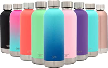 Simple Modern Bolt Sports Water Bottle - Insulated Narrow Mouth 18/8 Stainless Steel