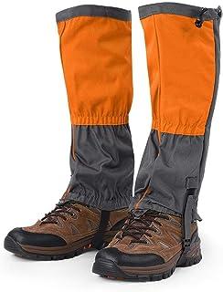 comprar comparacion Tbest Gaiter Legging,1 Par Polainas de Legging de Nieve Unisex Lluvia Pierna Polainas al Aire Libre Impermeables Botas Dep...