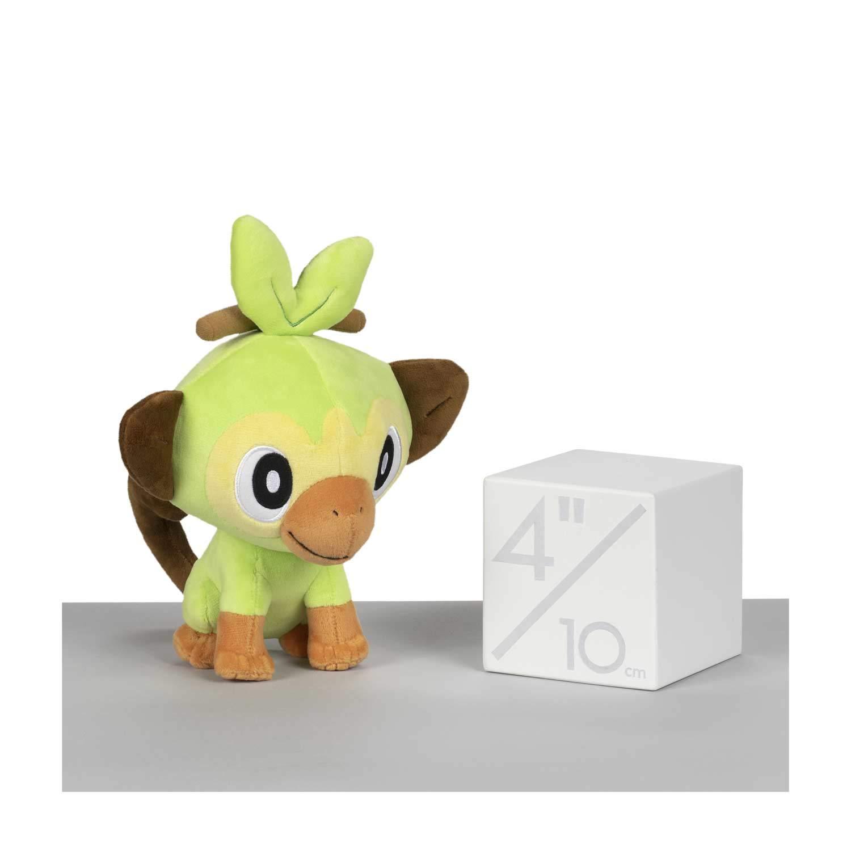 Amazon Com Pokemon Center Grookey Poke Plush 9 Inch Toys Games Determine type of an object. pokemon center grookey poke plush 9 inch