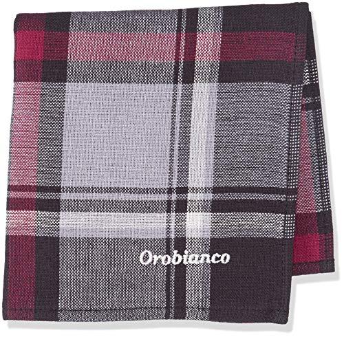 Orobianco(オロビアンコ)『メンズ タオル ハンカチ』
