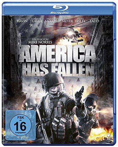 America Has Fallen [Blu-ray]