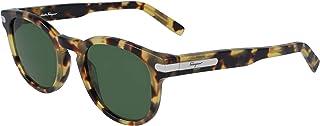 نظارة شمسية للرجال بشعار Sf الكلاسيكي من سالفاتور فيراغام