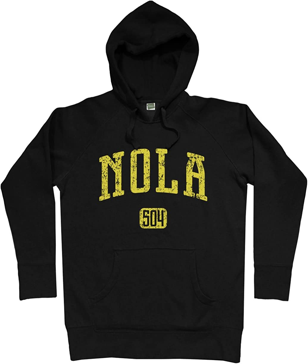 Smash Transit Men's NOLA All stores are Fresno Mall sold Hoodie Orleans 504 New