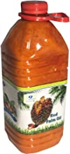 JEB FOODS Africa Red Palm Oil - 2 Litres (67 Fl Oz)