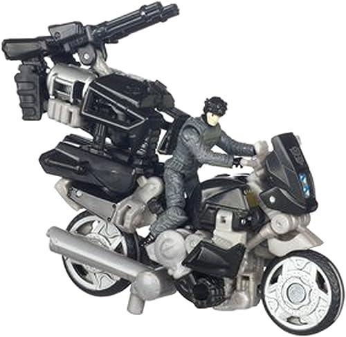 ganancia cero Transformers Movie DA25 tail pipe, auto bot bot bot pin pointer & Noble Sergeant (japan import)  promociones de descuento