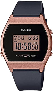 Casio Women Watch LW-204-1ADF, rose gold