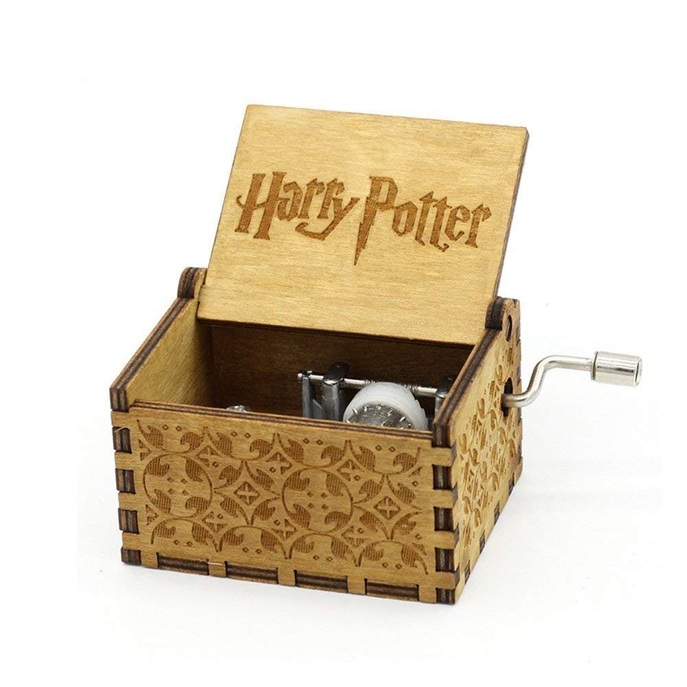 Hudson Crafts Harry Potter - Caja de música: Amazon.es: Hogar