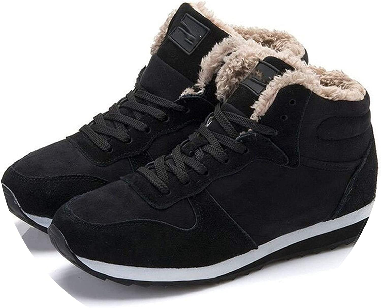 Women Boots Winter shoes Ankle Boots Black bluee Botas women Snow Boots Unisex Winter Boots