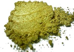 BLACK DIAMOND PIGMENTS 42g/1.5oz Pure Gold Mica Powder Pigment (Epoxy,Resin,Soap,Plastidip)