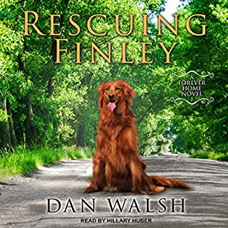 Rescuing Finley audiobook cover art