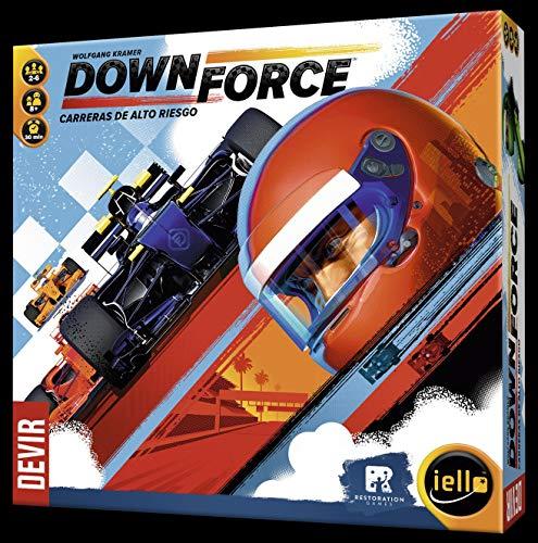 Devir – DownForce – Rennwagen mit hohem Riesgo (BGDOWNF)