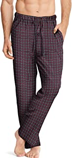 Hanes Men's ComfortSoft Cotton Printed Lounge Pants-b
