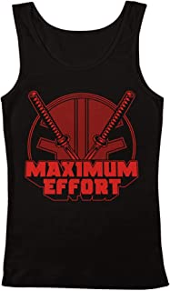 Maximum Effort Men's Tank Top