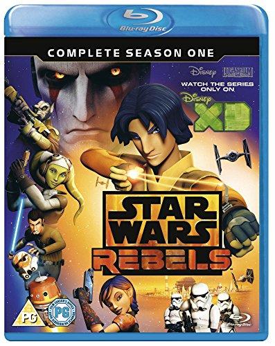 Star Wars Rebels [Blu-Ray] [Import]