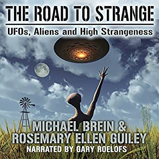 The Road to Strange: UFOs, Aliens and High Strangeness cover art